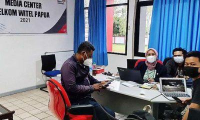 Seluruh Layanan TelkomGroup Sudah Beroperasi Kembali di Jayapura
