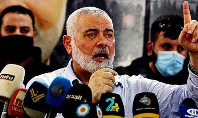 Ketika pemilu demokratis berlangsung di Palestina.