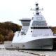 Jerman serahkan korvet siluman kedua untuk Angkatan Laut Israel.