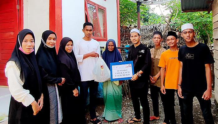 Ikadah Bandar baru juga berbagi kebahagiaan Ramadhan