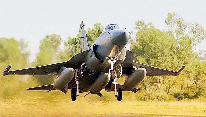 Pakistan kirim 3 jet tempur multirole JF-17 untuk Angkatan Udara Nigeria.
