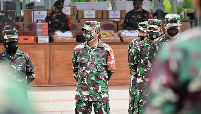 Kolonel Dariyanto kembali pastikan kesiapan pasukan Macan Kumbang.