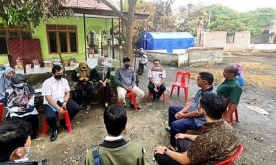 Loka anak Darussa'adah Aceh respon anak korban kebakaran.