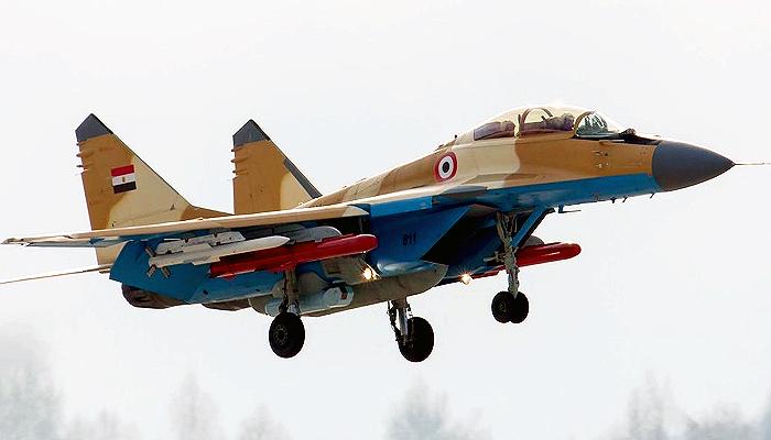 Revolusi Angkatan Udara Mesir dengan menghadirkan MIG-29M, Su-35 dan Rafale.