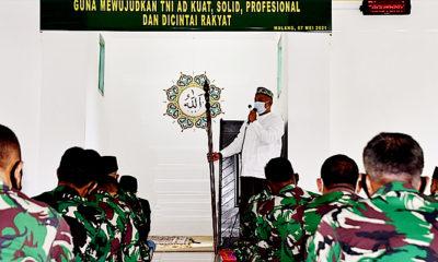 Nuzulul Qur'an di Korem Baladhika Jaya, wujudkan prajurit yang kuat, solid dan dicintai rakyat.