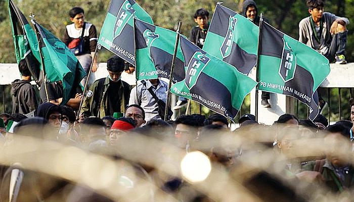 PB HMI kecam serangan tentara Israel terhadap warga Palestina di masjid Al Aqsa.