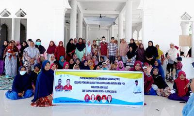 Gandeng akademisi, PKH Aceh Barat adakan P2K2 special Ramadhan.