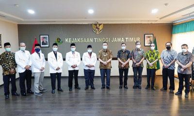 PKS dan Kejati Jatim sepakat sinergi dan kolaborasi pembinaan kebangsaan dan hukum.