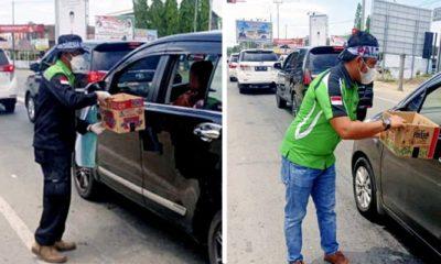 Peduli Palestina, RAPI Pijay turun ke jalan.