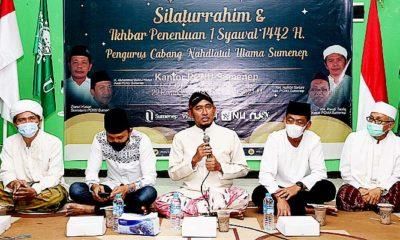 Bupati Fauzi mengaku akan segera bangun RSI NU di Sumenep.