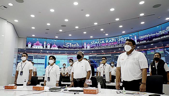Sambut Hari Raya Idul Fitri 1442 H, TelkomGroup Pastikan Kualitas Layanan Prima