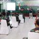 Babinsa Kodim 0101/BS, Menerima Materi Binhanpangan untuk Pemanfaatan Lahan Pekarangan