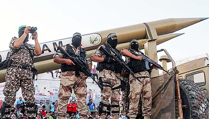 Hamas sadar, peluru dan rudal adalah bahasa yang dipahami Zionis Israel.