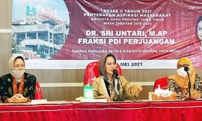 Turun dapil, legislator PDIP Jatim berbagi tips agar koperasi tetap hidup di tengah pandemi.