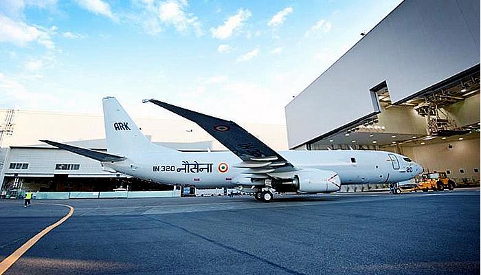 India akan mendapat tambahan 6 pesawat Patroli Maritim Boeing P-8I.
