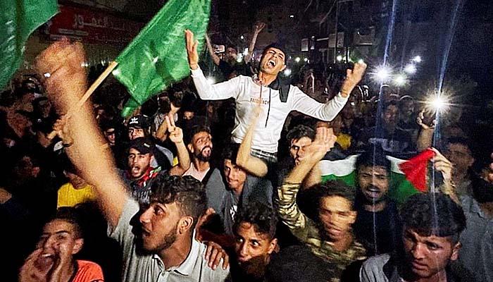 Hamas Mengklaim 'Kemenangan' dengan Gencatan Senjata Gaza