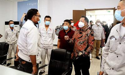 Mendagri minta KEK Galang Batang PT. BAI perhatikan aspek lingkungan.