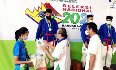 Atlet Kurash Aceh lolos seleksi pelatnas.