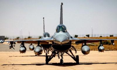 Pentagon Setujui Penjualan 12 Jet Tempur F-16 Viper ke Filipina