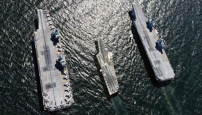 Inggris kini memiliki dua Carrier Strike Group dengan F-35B sebagai jet serangnya.