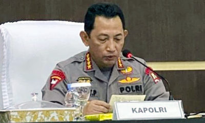 Lakukan penyegaran, Kapolri mutasi sejumlah Pejabat Utama Polda Aceh.