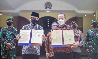 Mendagri apresiasi pemkot Bogor selesaikan persoalan GKI Yasmin.