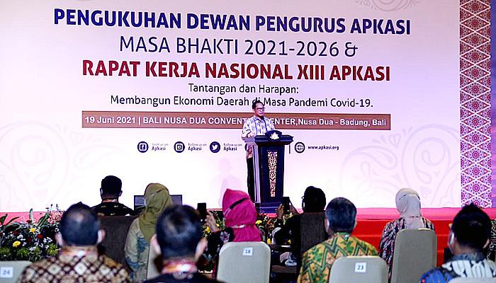 Mendagri Minta Kepala Daerah Turun Langsung Jalankan PPKM Berbasis Mikro
