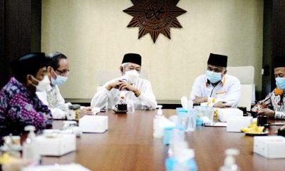 Silaturahmi Kebangsaan, inilah pesan PW Muhammadiyah Jatim untuk PKS Jatim.
