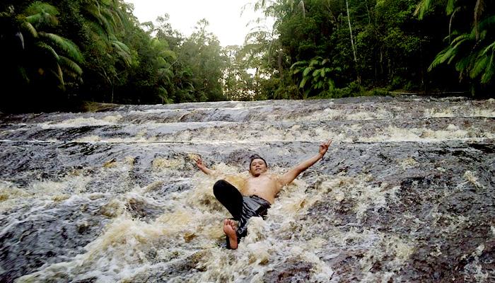 Sungai Hitam, Destinasi Wisata Eksotik di Nunukan Yang Terancam Punah