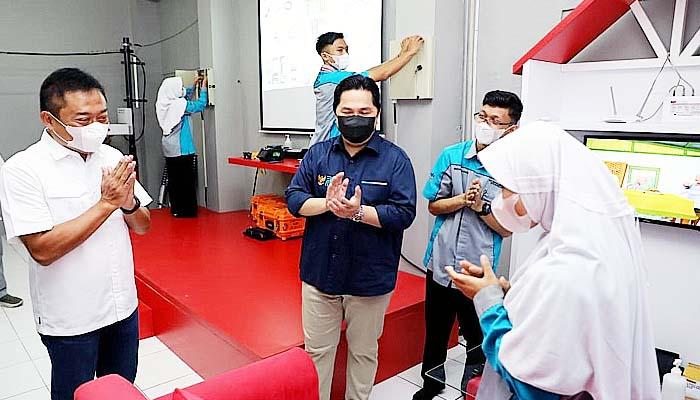 Hadirkan Laboratorium Fiber Optic untuk SMK, Telkom Tumbuhsuburkan Digital Talent