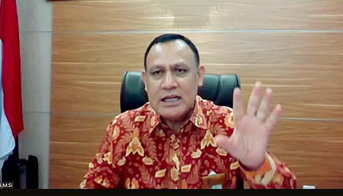 Ketua KPK ingatkan kepala daerah tidak korupsi karena desakan donatur pilkada.