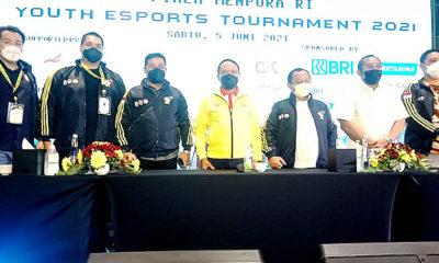 Menpora tutup turnamen Esport, Victim Esport Jakarta raih juara.