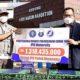 Alumni IPB Serahkan Donasi 1,3 Miliar Untuk Pengadaan Tabung Oksigen Bagi IPB