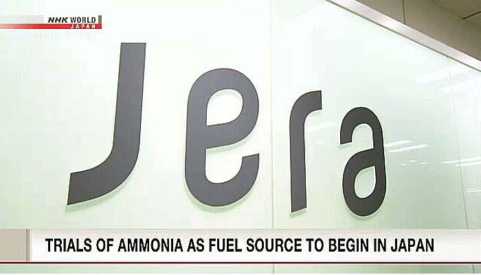 Uji Coba Amonia Sebagai Bahan Bakar Akan Dimulai di Jepang