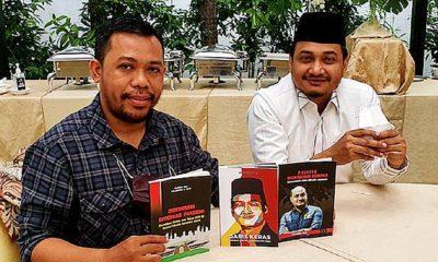 Momentum Idul Adha, Anggota DPD-RI Fachrul Razi sukses lahirkan 3 buku.