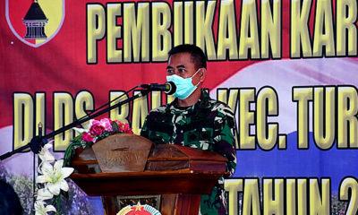 Karya Bakti TNI skala besar di Lamongan.