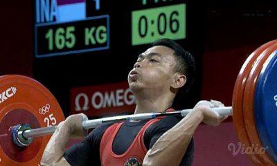 Indonesia tambah bedali di Olimpiade Tokyo