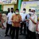 Prioritaskan bantu masyarakat lakukan isoman, Golkar Jatim sebar daging qurban.
