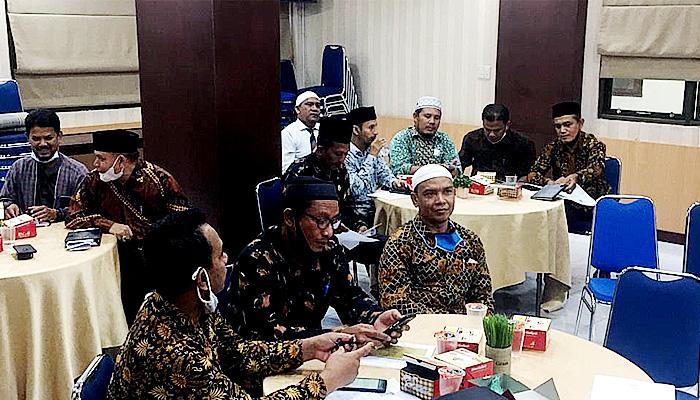 Tingkatkan kompetensi penghulu, Kemenag Banda Aceh gelar pembinaan kualitas khutbah dan KTI.
