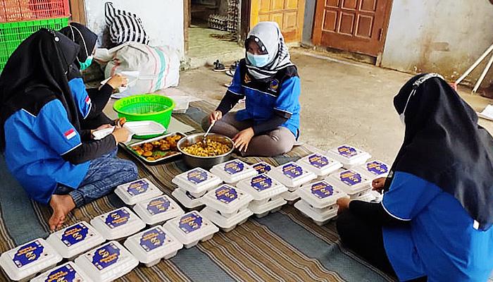Berturut-Turut, Nasdem Sebar 10 Ribu Bantuan Warga Isoman diPelosok Jatim