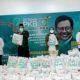 Harlah Ke-23, PKB Jatim sebar 20 ribu paket sembako.