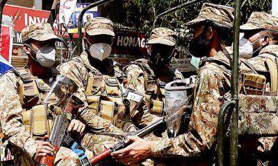 Pakistan kerahkan pasukan jaga perbatasan di tengah konflik internal Afghanistan.