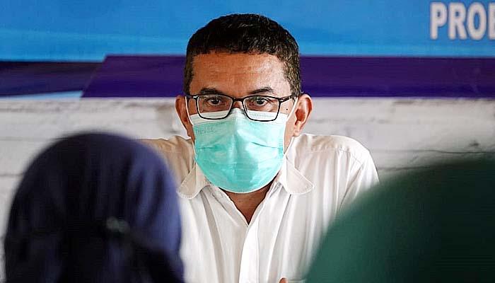 Pandemi Masih Tinggi, Mahdi: Masyarakat Jangan Percaya Berita Hoax di Medsos