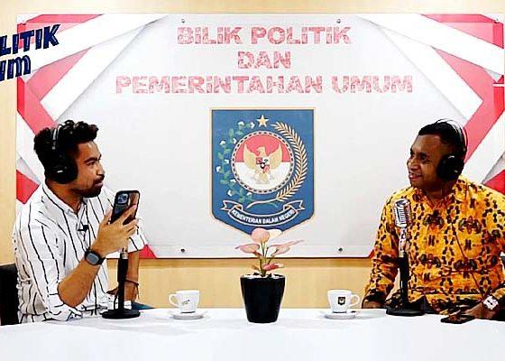 Pemuda Papua Bicara Nasionalisme