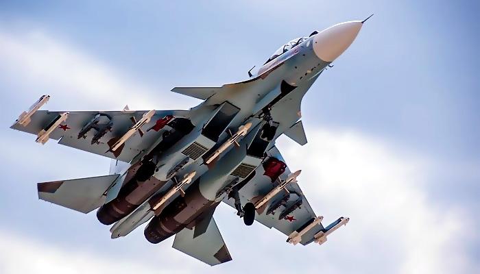 Rusia siap kirim 6 jet tempur Su-30SM ke Myanmar.