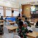 Dandim Sriyono tingkatkan kemampuan teritorial Dansat TNI-AL dan AU.