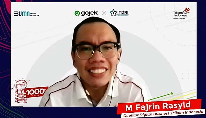 ITDRI bersama Gojek Kolaborasi untuk Mendapatkan Talenta Digital di Kawasan Timur Indonesia.