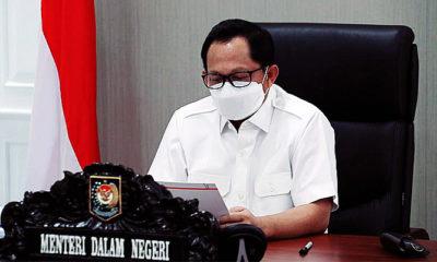 Kepala daerah diminta masifkan sosialisasi PPKM darurat.