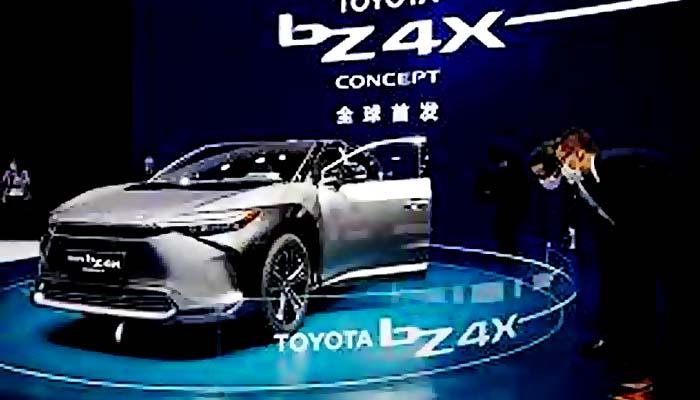 Perusahaan otomotif Jepang bergabung dalam proyek kendaraan listrik Toyota.