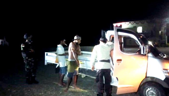 Polri rangkul Yonif Mekanis 512/QY jaga stabilitas keamanan di Papua.